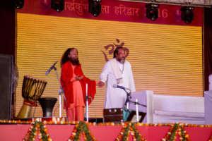 Sri Mooji at the IYC