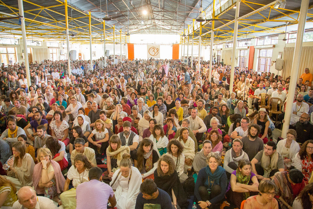 Reports from Mooji Foundation LTD - GlobalGiving