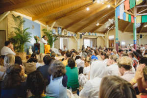 10 Day silent retreat in Monte Sahaja
