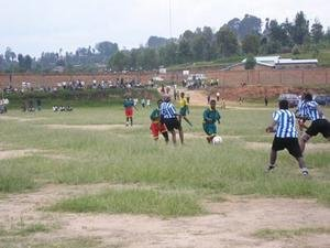 Women's Football for Unity, Rwanda