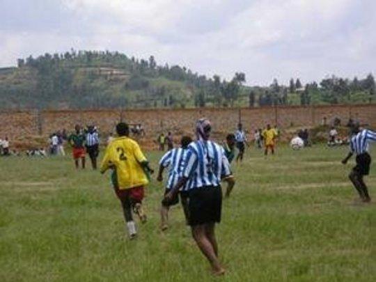 Women's Football for Unity, Rwanda
