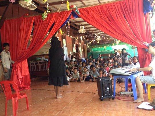 LKC kids star in their first musical!