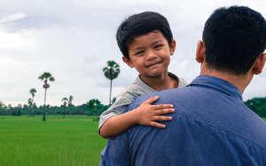 Boy & Teacher