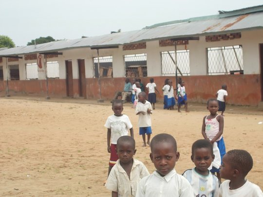Provide Shoes for 45 Kids in Eastern DR Congo