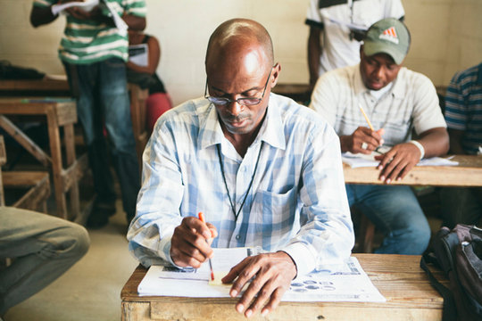 Job Skills for Haitians in Poverty