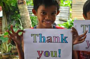 Thanks so much for supporting Arlyn!