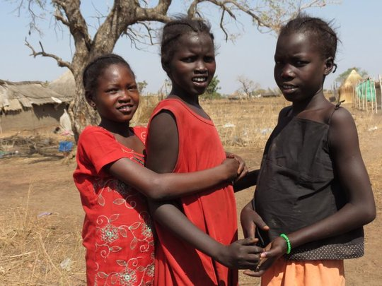 Clean water changes everything for girls