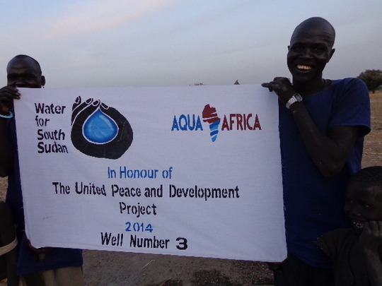 United Peace & Development Project
