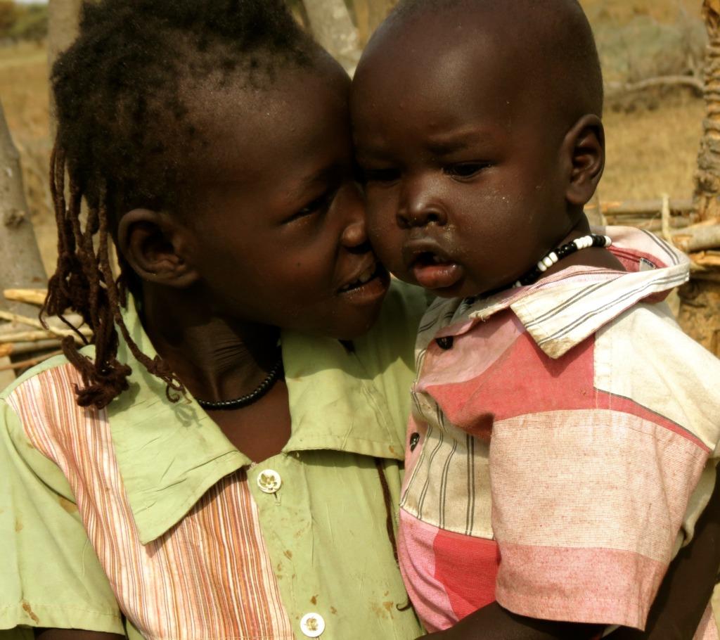 Clean water means healthier children