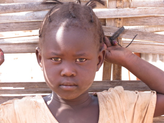 With a well in her village, this child can go to s