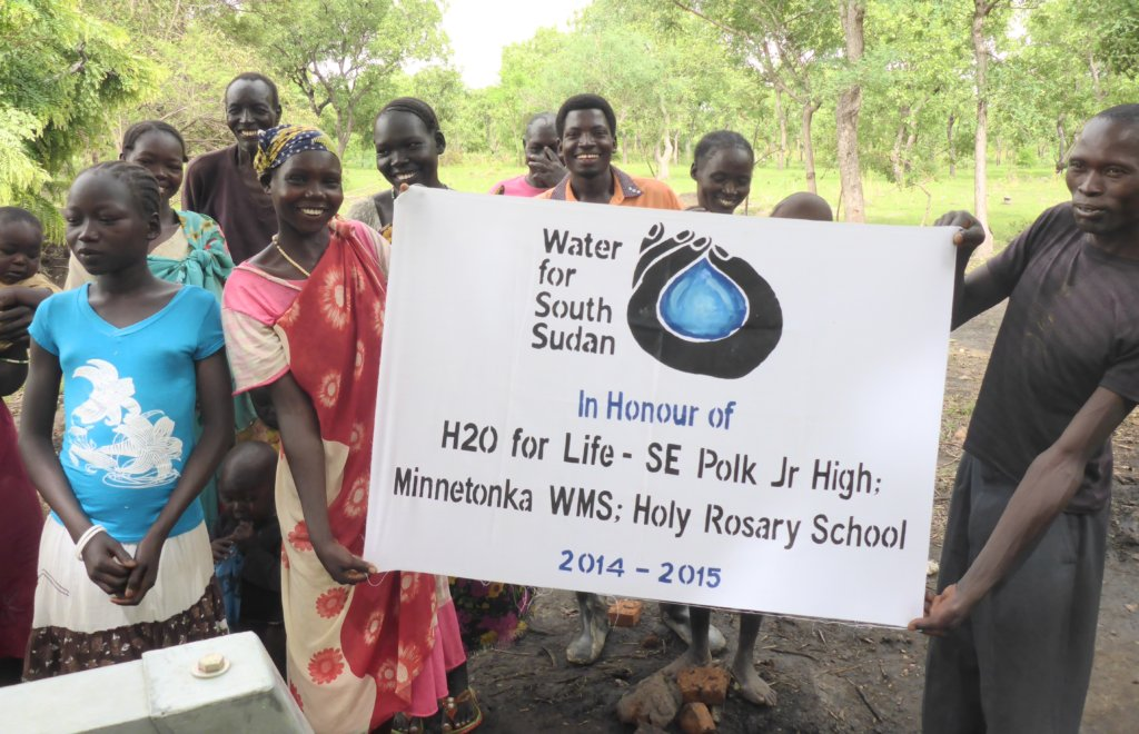 Learn more about sponsoring a well!