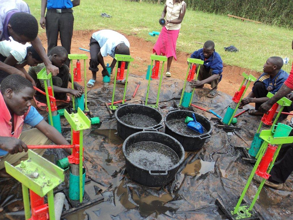 Solar Lighting for Schools in Uganda