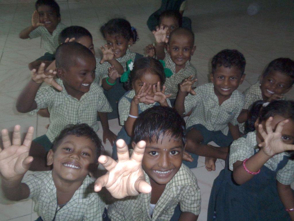 children enjoyed very much