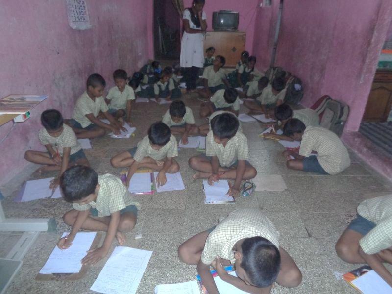 children exam