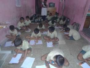 children exam