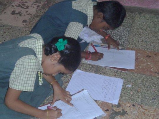 children examination