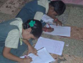 children examination