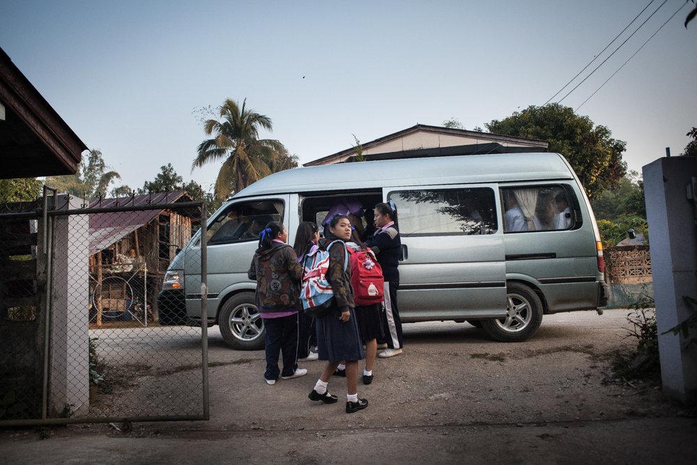 Safe Shelter & Education for 15 Girls in Thailand