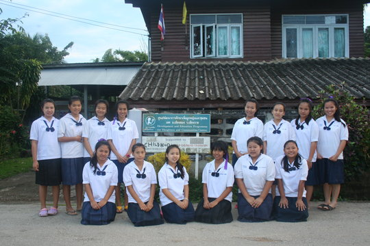 Safe Shelter & Education for 15 Girls in Thailand