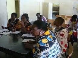 Providing Health Books in Bunyore to Western Kenya