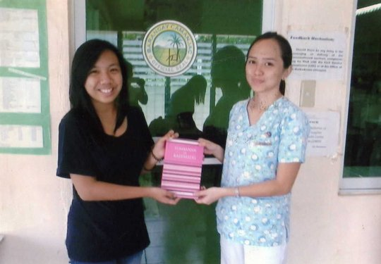 Women's Health Book in Cebuano for Rural Villages