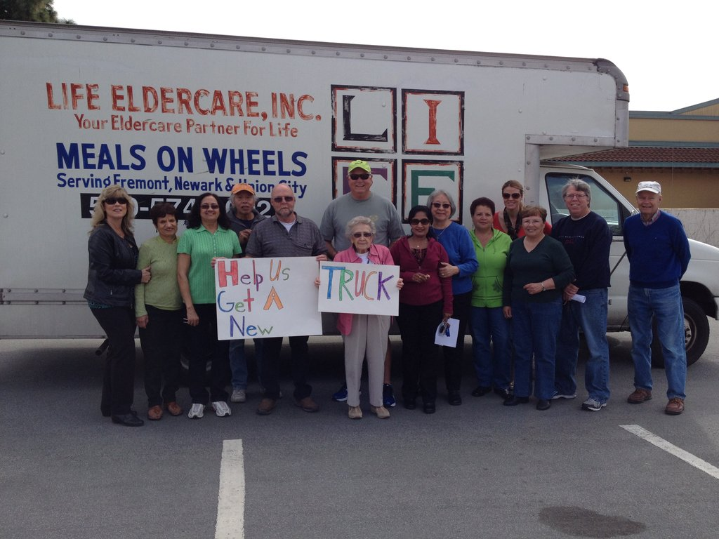 A Truck to Deliver a Million Meals on Wheels