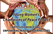 SoulMovement Yoga Young Women's Champions of Peace
