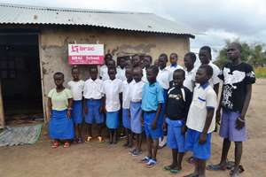 Open primary schools for kids in South Sudan