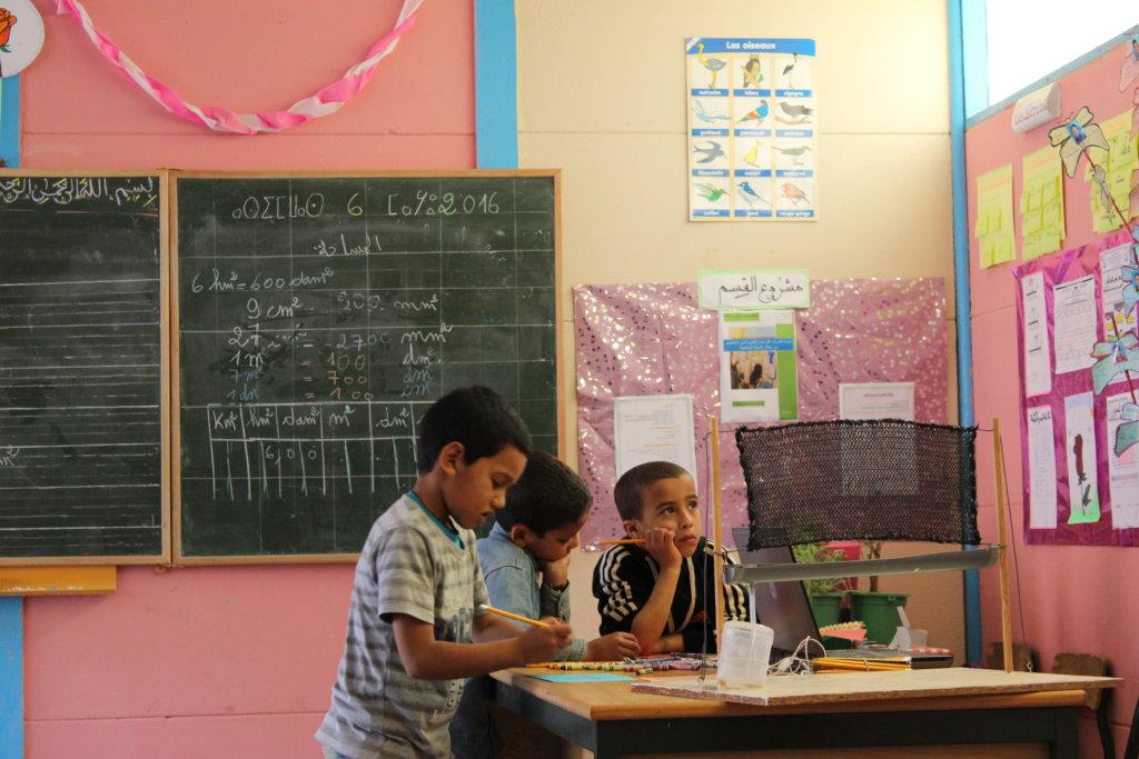 Water School - Environmental Education in Morocco