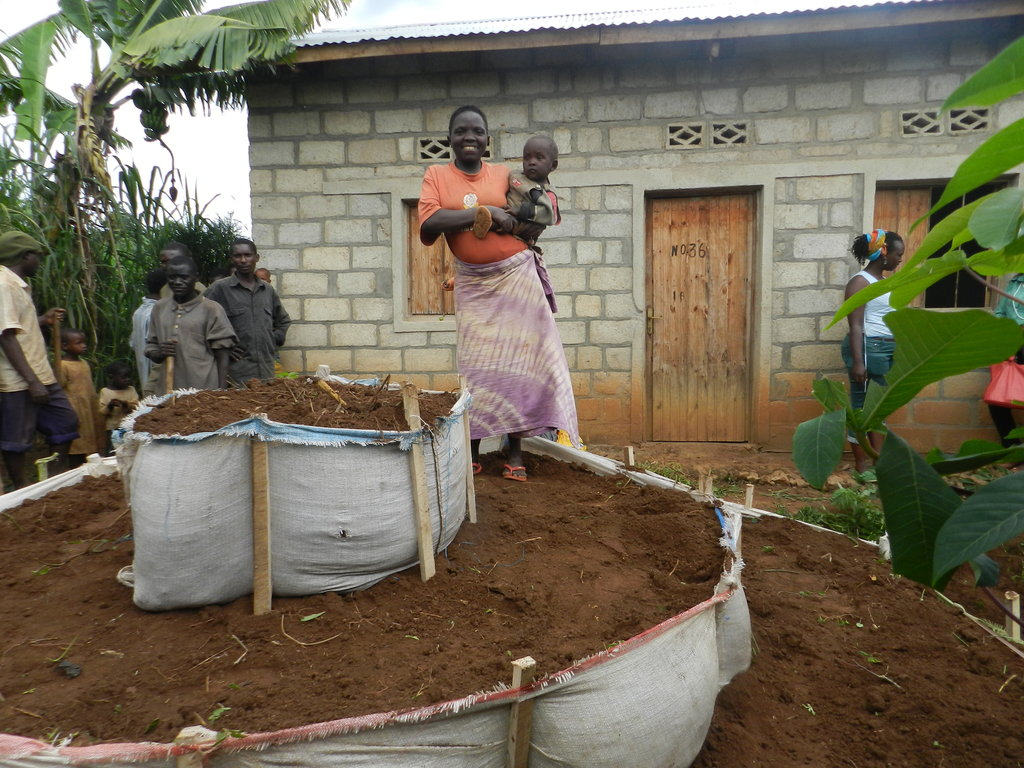 Support Small Business to Fight Hunger in Rwanda