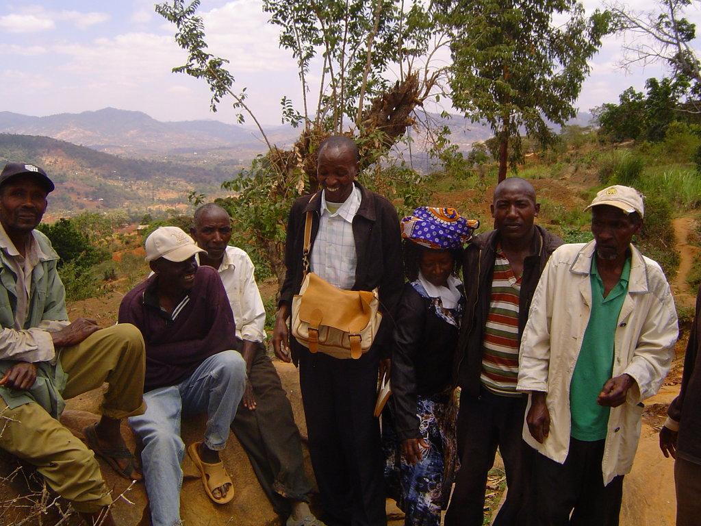 Nthunguni Spring Project