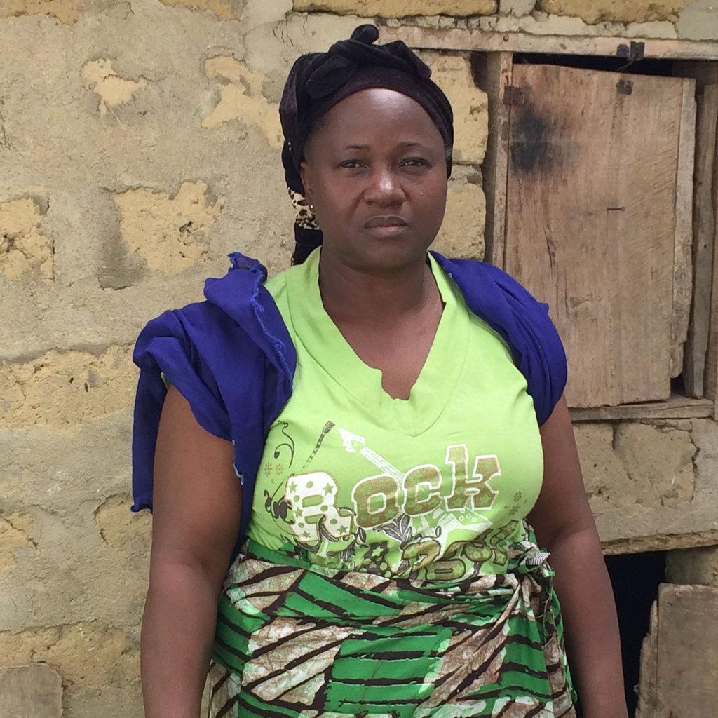 Miatta Kromah, Ebola survivor