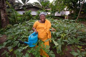 Musu Flomo, Liberia, April, Alison Wright 2014