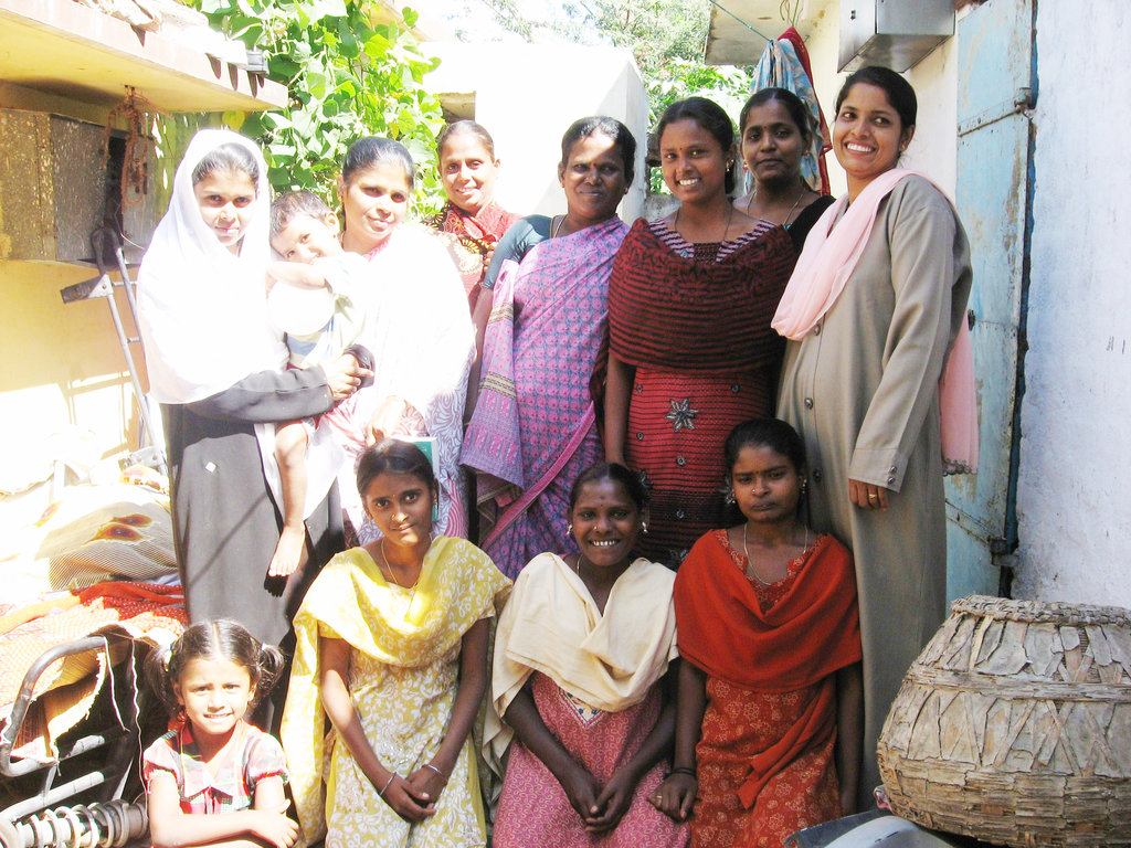 Women's Health Book in Tamil for Village Women