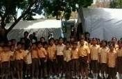 Rebuild Kaligathuk School for Indonesian Students