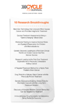 10 Research Breakthroughs