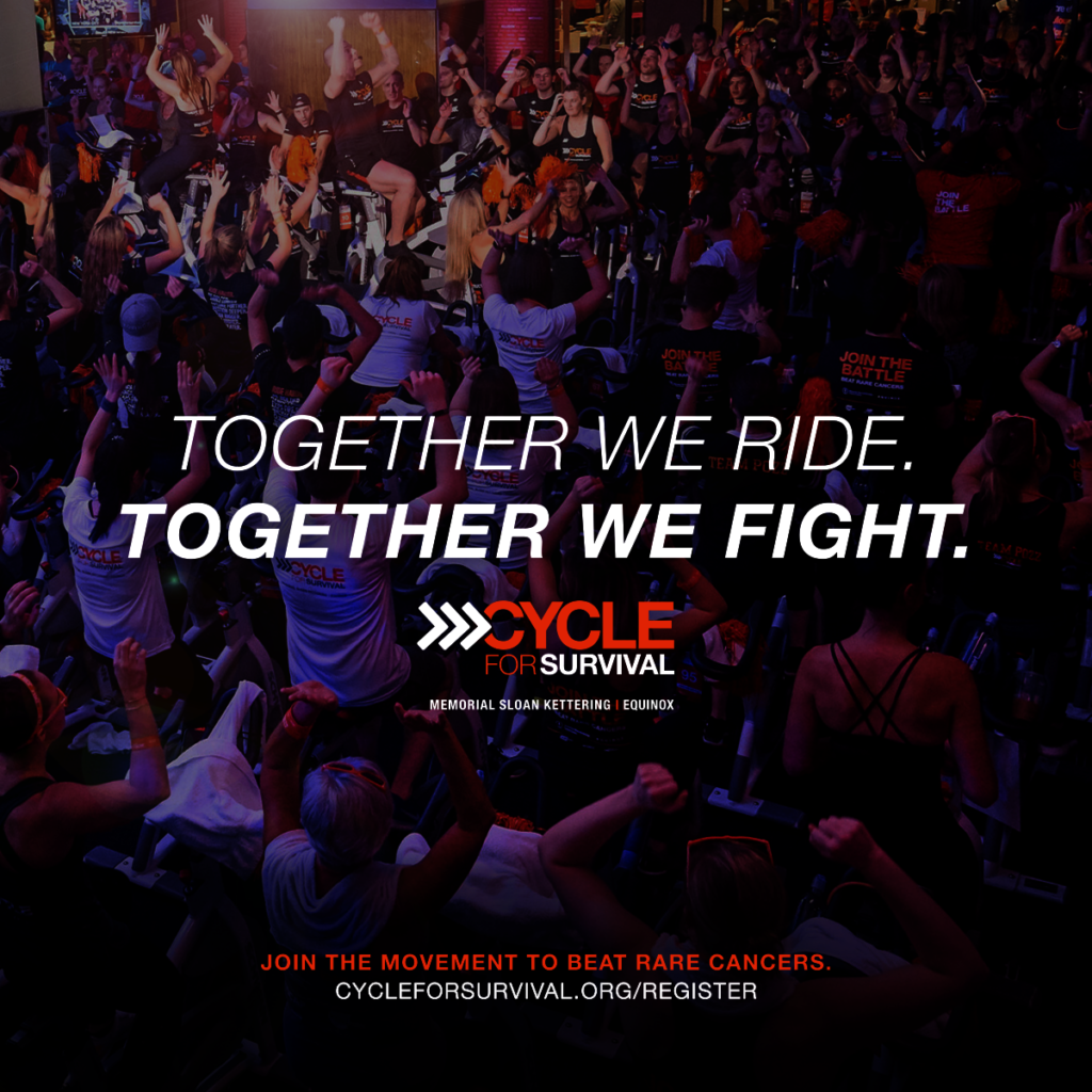 Cycle for Survival 2020 Registration is Open!
