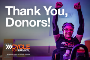 Thank you, donors!