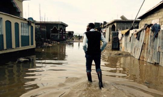 Haiti's fragile climate