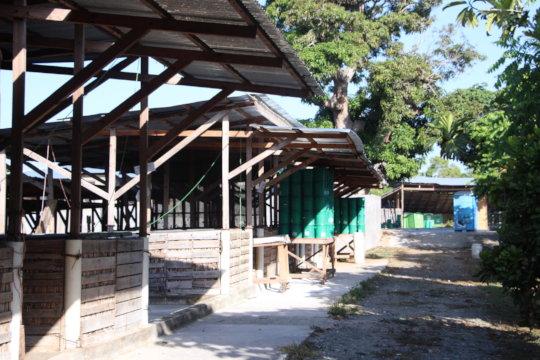 SOIL Waste Treatment Facility in Northern Haiti