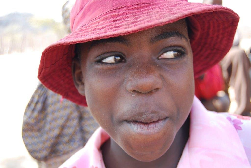 Feed 115 AIDS orphans in Zimbabwe for a month