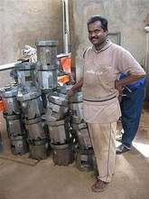 Production of Fuel-Efficient Stoves