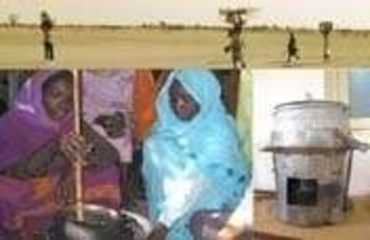 Fuel Efficient Stoves for Darfur