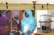Fuel Efficient Stoves for Darfur