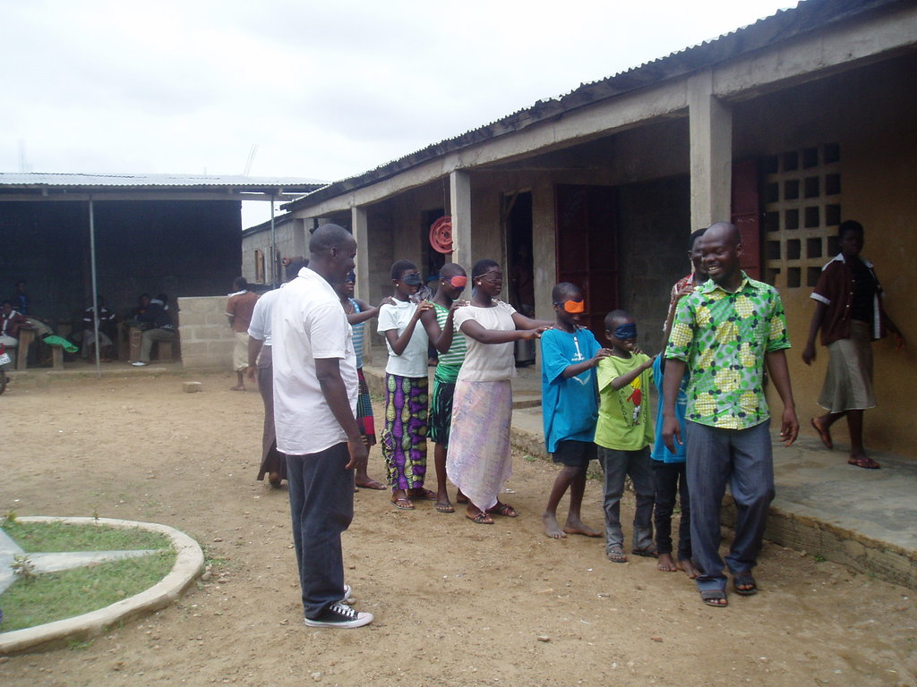 Train Workers Caring for Orphans in Togo