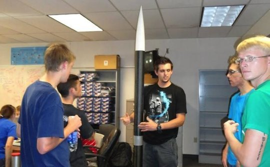 Help Hundreds of Students Learn Rocket Science