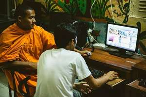 Provide Computer Training for 120 Cambodian Youth