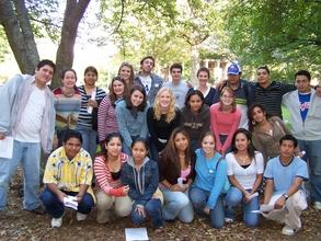 Group Photo of SLI Students