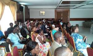 Gabon Stakeholders Meeting - December 2014