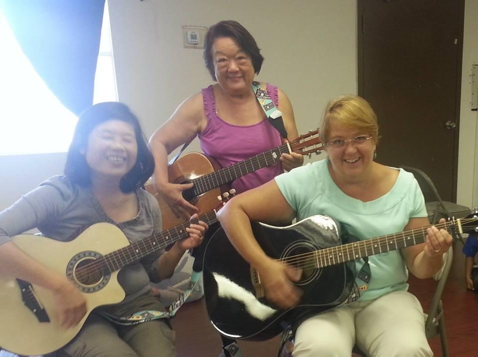 Ellie Wong, Zhao Peng and Susan Krier GITC 2013